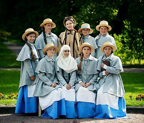 Rusya'da Soylu Kızlar Enstitüleri