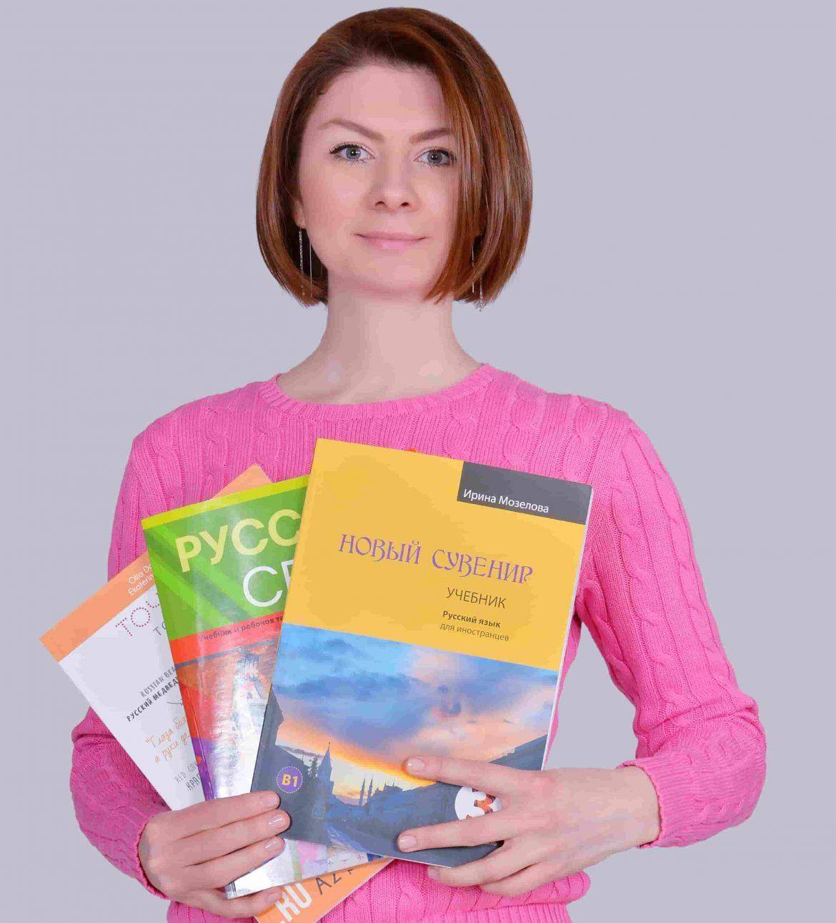 Rusça kitapları