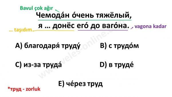 rusça grameri