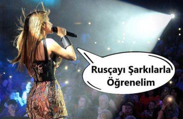 Rusça Şarkı