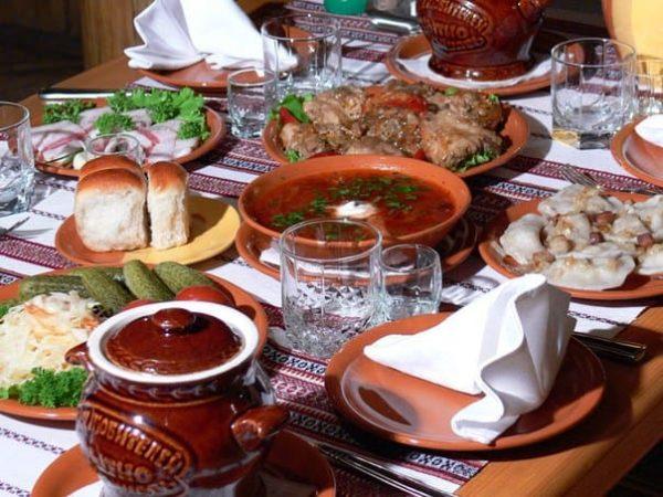 Ukrayna mutfagı