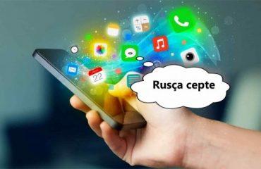 Rusça uygulamalar